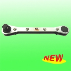 Double Ratchet Wrench