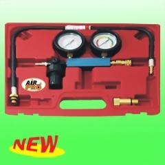 Cylinder Leak Detector and Crank Stopper