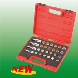 64PCS Oil Drain Repair Kit(Copper washers)