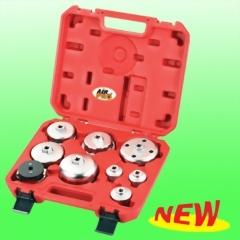 9 PCS Oil Filter Wrench Set