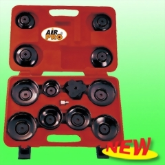 Cup Type Oil Filter Wrenches Kit (13pcs)