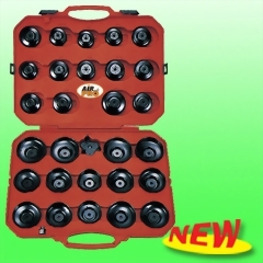 Cup Type Oil Filter Wrenche Kit (30pcs)