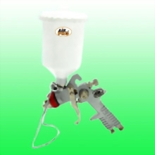 GRAVITY GUN STAND FOR LARGE SPRAY GUN