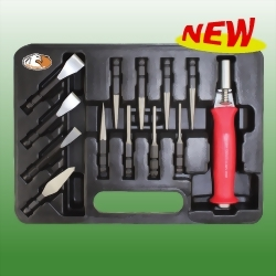 Mini Chisel & Punch Set