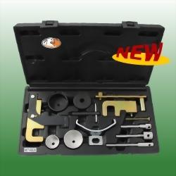 Diesel Engines Locking Tools Set For Opel Renault Nissan 1.5/1.9/2.2/2.5 Dci (Vans)