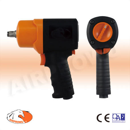 "1/2"" Composite Stubby Air Impact Wrench"
