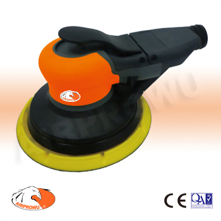 "6"" Self Generated Vacuum Random  Orbital Sander"
