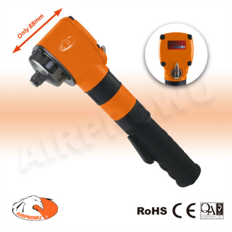 """1/2"""" Extended Composite Angle  Air Impact Wrench"""