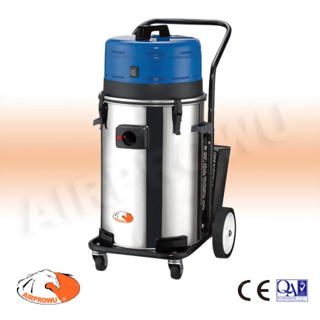 48L Pnuematic Vaccum Cleaner For Wet & Dry