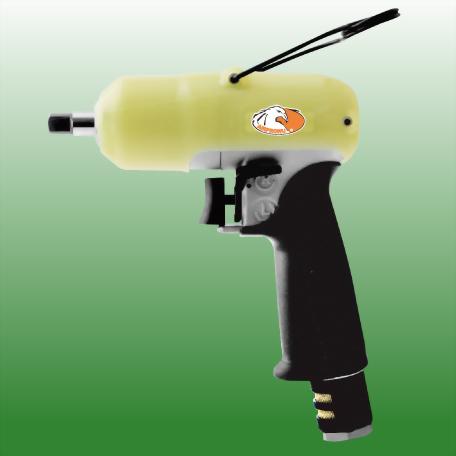 """3/8"""" Pistol Type Non Shut-off Oil Pulse Wrench (5-6BAR;73-87PSI)"""