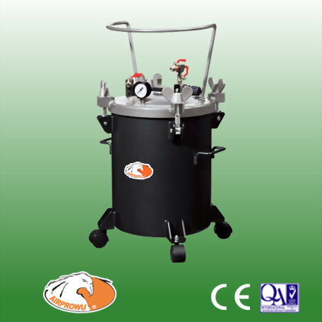 20 Liter (5 Gallon) Pressure Tank