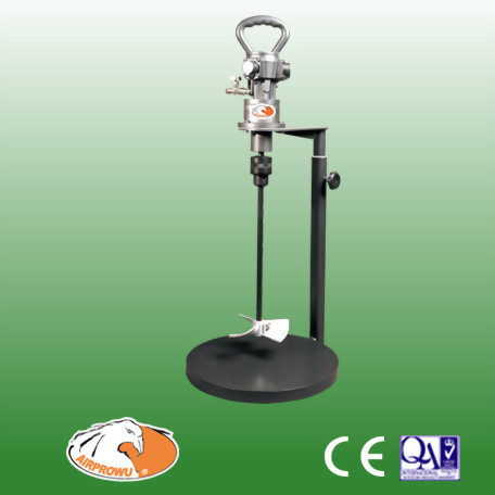 Retractable Type Air Agitator