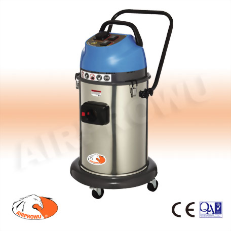 1 Person Mobile Dust Vacuum System w/o Sanders for (Air Sander &) Electric Sander Application