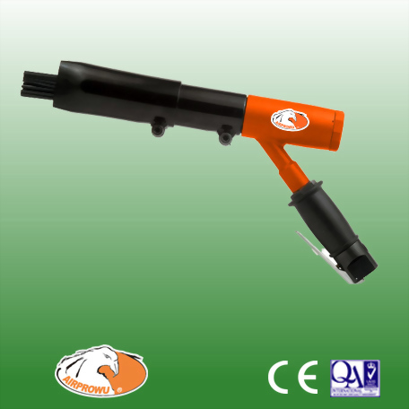 Pistol Grip Needle Scaler