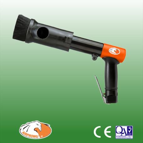 Pistol Grip Needle Scaler w / Vacuum