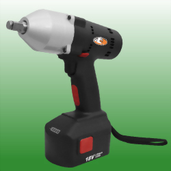 "Li-Ion 18V Cordless 1/2"" Impact Wrench Set"
