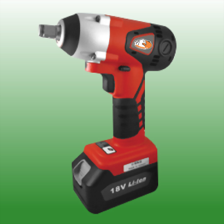 "18V Cordless 1/2"" Impact Wrench Set"