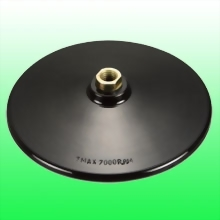 "7"" RUBBER BACKING PAD"