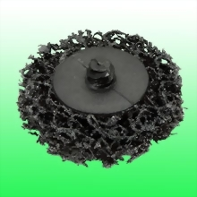 "2"" BLACK STRIPPING DISC FOR ROLL-ON HOLDER"
