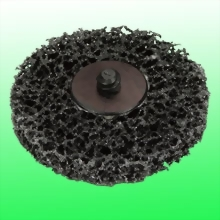 "3"" BLACK STRIPPING DISC FOR ROLL-ON HOLDER"