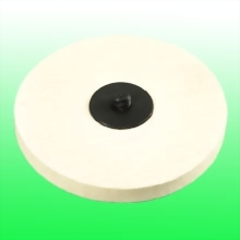 "4""FELT DISC FOR ROLL-ON HOLDER"