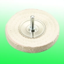 75mm POLISHING CLOTH WHEEL