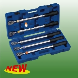 "1/2"" Preset Torque Wrench w/5 Torque Values"