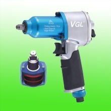 "3/8"" / 1/2"" Drive Torque Control Impact Wrench"