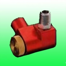 "1/4""  Swivel Connector w/air regulator"