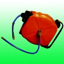 Pu Braid Automatic Air Hose Reel