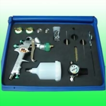 878HVLP WATER BASE GRAVITY FEED SPRAY GUN KIT