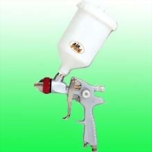 DELUXE GRAVITY FEED SPRAY GUN