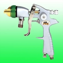 HVLP PRESSURE FEED SPRAY GUN