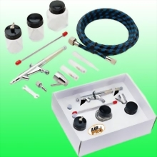 Double Action Air Brush Kit