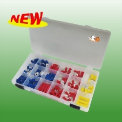 200PCS Insulated Terminal Set