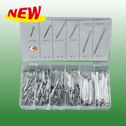 555PCS Cotter Pin Set