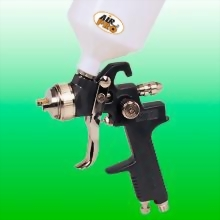 WATER BASE HVLP GRAVITY FEED SPRAY GUN W/0.6 LITER NYLON CUP