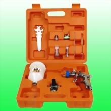 WATER BASE LVLP GRAVITY FEED SPRAY GUN KIT
