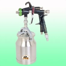WATER BASE HVLP SUCTION FEED SPRAY GUN