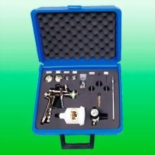 WATER BASE HVLP GRAVITY FEED DETAILING SPRAY GUN KIT