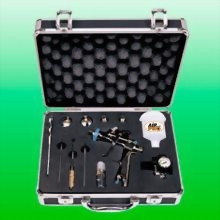 LVLP GRAVITY FEED DETAILING SPRAY GUN KIT
