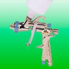 LVLP GRAVITY FEED DETAILING SPRAY GUN W/125CC NYLON CUP