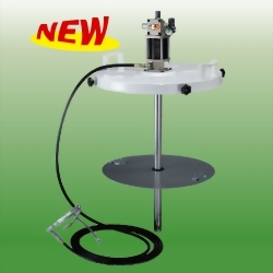 Air Driven Grease Lubricator