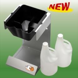 Residual Fluid Collector