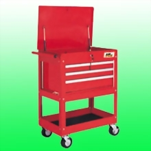 4-DRAWER SERVICE CART BALL BEARING SLIDES