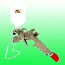 GRAVITY GUN STAND FOR SMALL SPRAY GUN