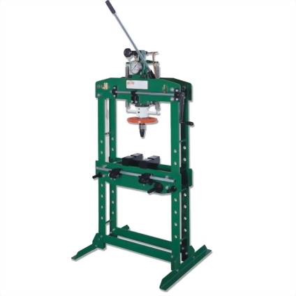 MANUAL HYDRAULIC PRESS