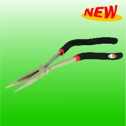 "11""  Long Nose Plier(Offset Handle)"