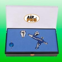 Single Action Air Brush Set