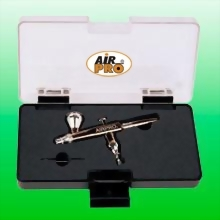 Double Action Air Brush Set